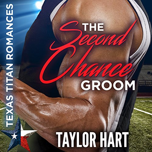 The Second Chance Groom audiobook cover art
