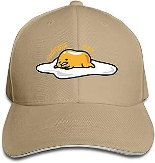 Gudetama Hip Hop Hats