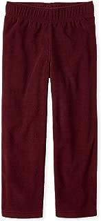 The Children's Place Boys' Big Microfleece Pants
