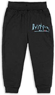 New York Child Long Sweatpants Jogger Trousers