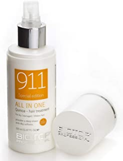 Biotop 911 Quinoa ALL IN ONE Leave In Hair Conditioner (150ml)