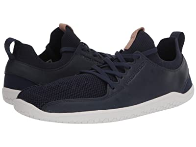 Vivobarefoot Primus Knit Leather (Mood Indigo) Men