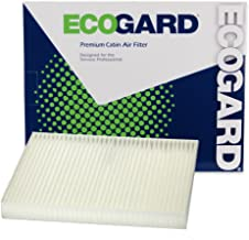 ECOGARD XC26176 Premium Cabin Air Filter Fits Dodge Charger / Chrysler 300 / Dodge Challenger