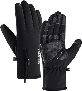 دستکش زمستانی مردانه -30 Gl دستکش صفحه لمسی ضدآب ضدآب برای کار در فضای باز