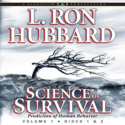 Science of Survival audiobook cover art