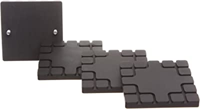 REPLACEMENTKITS.COM Brand Fits Challenger Lift Square Lift Pads for CL9 & CL10 Lifts Set of 4 Pads