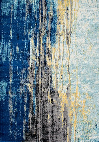 NuLOOM Waterfall Vintage Abstract Accent Alfombra, 2