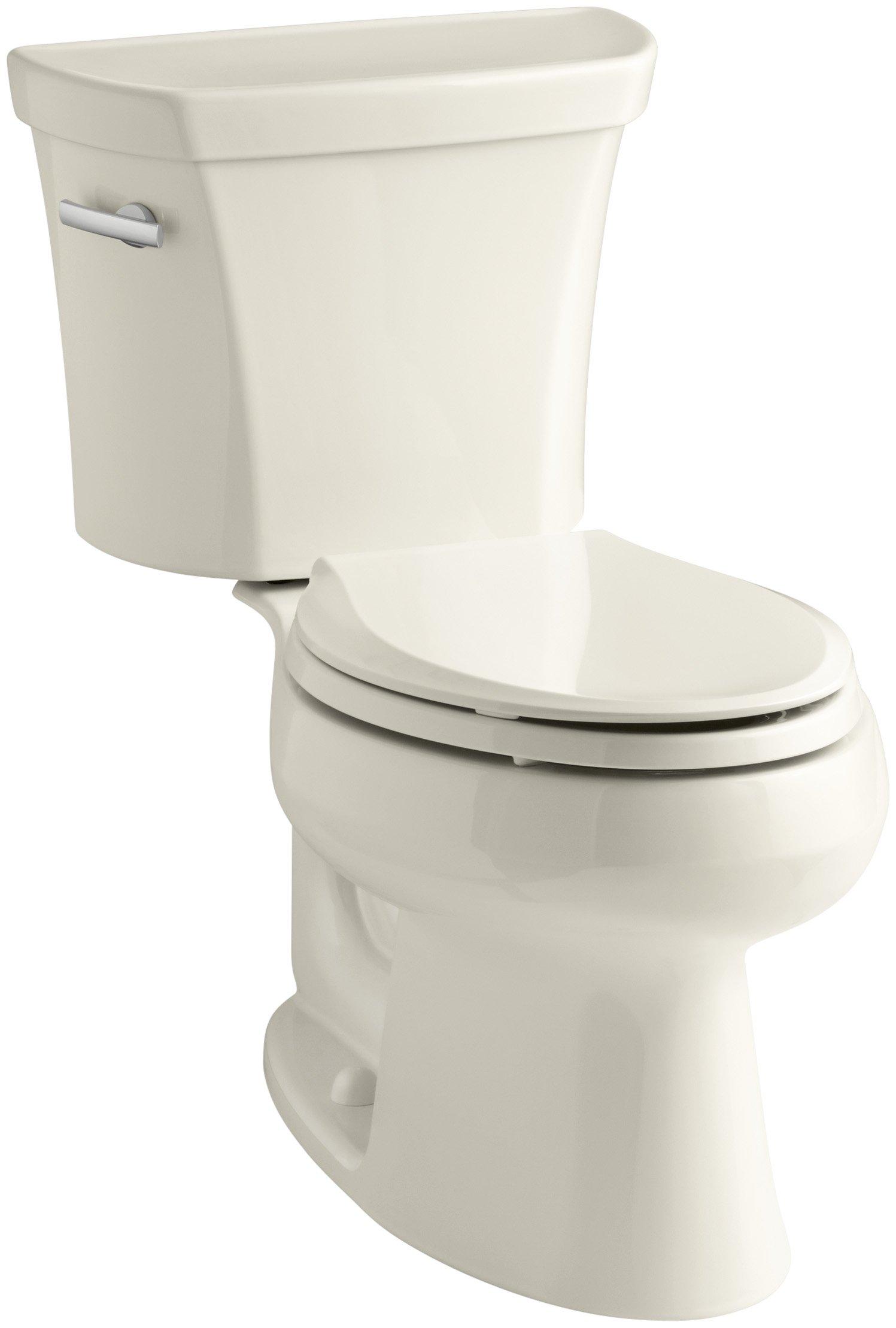 Kohler K 3978 47 Wellworth Elongated Toilet