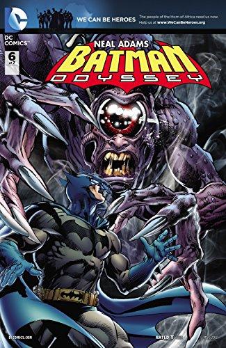Batman: Odyssey (2011-2012) #6 (of 7) (English Edition)