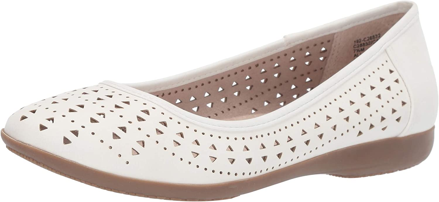 Cliffs by White Mountain Womens Cailie Ballet Flat