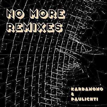 No More Remixes