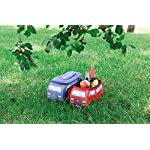 BRISA-VW-Collection-Volkswagen-Hippie-Bus-T3-Camper-Van-Borsa-Universale-3D-da-toilette-bagno-di-Neoprene-Beauty-case-da-Viaggio-Trousse-per-trucchi-make-up-Porta-pranzo-Valigeria-Blu