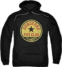 2Bhip Ray Donovan Sho Tv Fite Nite Donovans Fite Club Distressed Adult Pullover Hoodie