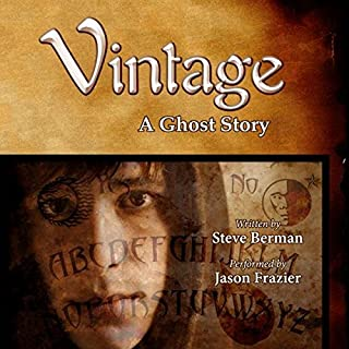 Vintage: A Ghost Story cover art