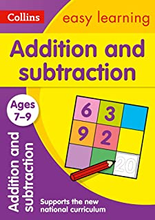 Addition and Subtraction Ages 7-9: Ideal for Home Learning