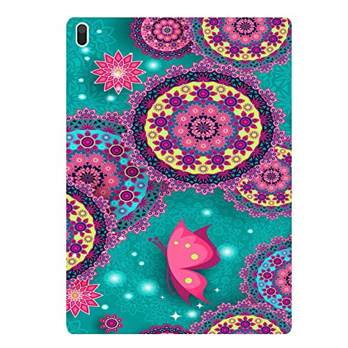 Videotronix Exclusive Printed Back Case, Soft Silicon Tablet Back Cover for Samsung Galaxy Tab S6 10.5 Inch SM-T860/T865/T867