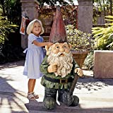Madison Collection Gottfried The Gigantic Garden Gnome