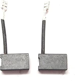 Replacement Part 381028-08 381028-02 Motor Carbon Brushes (1 pair) for many Dewalt Miter Saws & Table Saws.