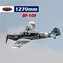 DYNAM RC Airplane BF-109 1270mm Wingspan - PNP
