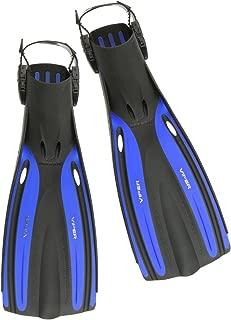 Oceanic Viper Open Heel Fins