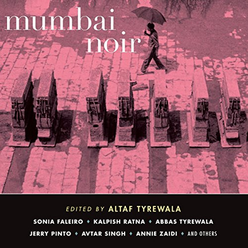 Mumbai Noir audiobook cover art