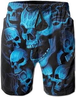 Comfort Swim Trunks Big &Tall Board Shorts for Men Boy, Quick Dry Underwear