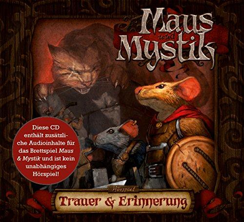 Maus und Mystik: CD: Trauer und Erinnerung | Hörspielzubehör zum Grundspiel