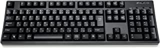FILCO 斐尔可 Majestouch 2 电脑键盘(键盘布局可能非常规)FKBN108M/JB2SHK  CHERRY MX茶轴