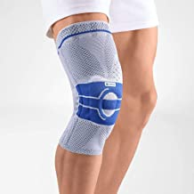 Bauerfeind - GenuTrain A3 - Knee Support - Breathable Knit Knee Brace Helps Relieve Chronic Knee Pain and Irritation, Designed for Active People, Helps Stabilize Kneecap