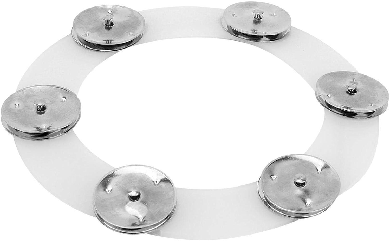 Hi Hat Tambourine Drum Convenient Sturdy Import cheap Drums for fo
