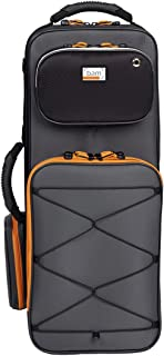 バム Bam アルトサクソフォン用ケース 【PEAK】 カラー:ブラック&グレー PEAK3021SN