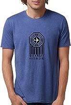 CafePress - Dharma Initiative T-Shirt - Mens Tri-blend T-Shirt