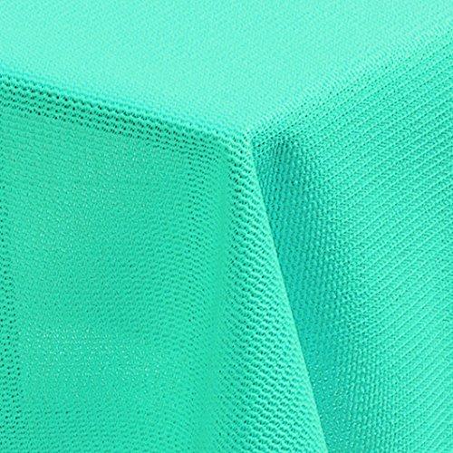 Milano Gartentischdecke Tischdecke, Milano, türkis, 130x160x0.4 cm, liters, milliliters, 20611