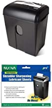$76 » Aurora AU820MA High Security 8-Sheet Professional Micro-Cut Paper/ CD/ Credit Card Shredder and Sharpening and Lubricating...