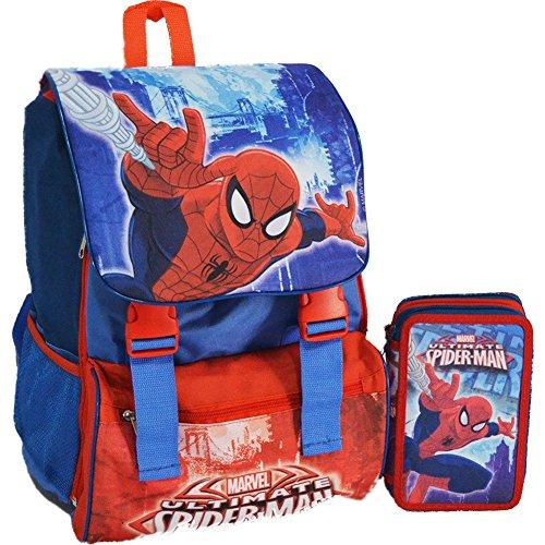 Kit Scuola School Promo Pack Zaino Estensibile +...