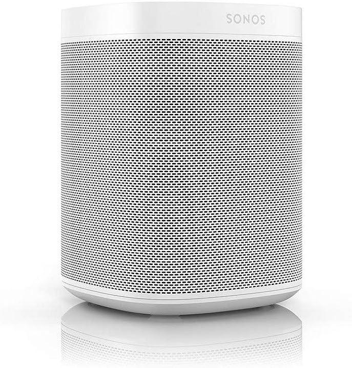 Sonos one generazione 2 smart speaker altoparlante wi-fi intelligente, con alexa integrata ONEG2EU1