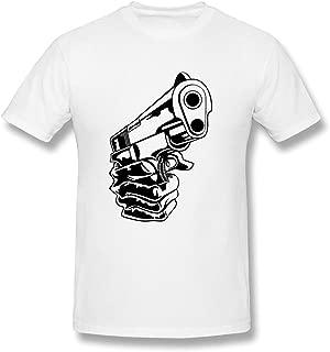 Men's Gun In Hand T-shirt