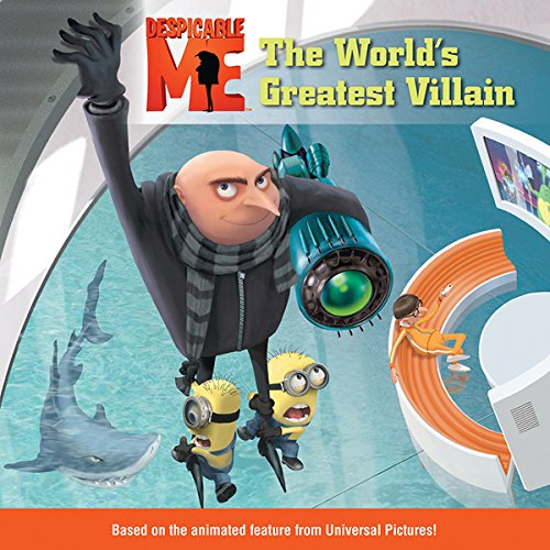 Despicable Me: The World's Greatest Villain cover art