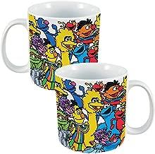 Sesame Street Friends 20 oz. Ceramic Mug