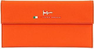 LUNA ROSSA ルナロッサ 長財布 LRM004 JHM F01BU ORANGE オレンジ [並行輸入品]