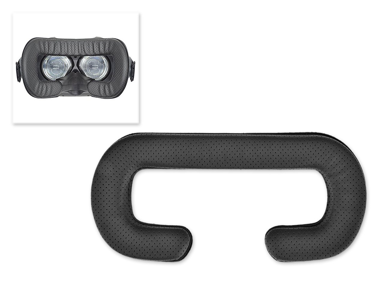 2 pcs VR Cover Acer Windows Mixed Reality Waterproof Foam Replacement 12mm