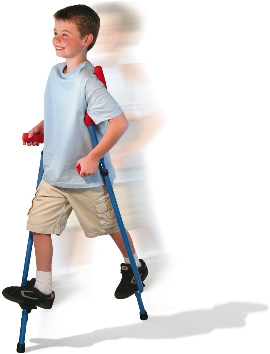 Geospace Original Walkaroo Stilts by with Special sale item Kicks Fort Worth Mall Ergo Steel Air