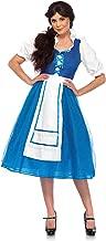 Womens Village Beauty Belle Disney Costume