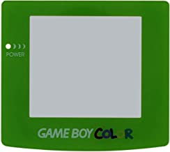 Protective Screen Glass Panel Lens for Nintendo Gameboy Color GBC Change Part (Green)