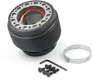 MXLTIANDAO V-U-X-H-L-L O-M-E-G-AについてはO-P-E-L T-I-G-R-A用のステアリングホイールクイックリリースハブアダプタスナップオフボスキット