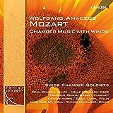 Mozart : Musique de Chambre pour Instruments À Vents. Holliger, Benda