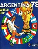 Álbum mundial de fútbol Argentina 1978 (English Edition)