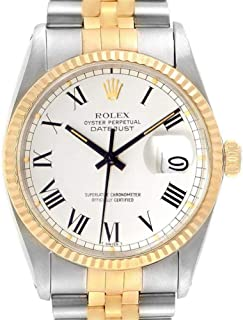 Rolex Vintage Collection Automatic-self-Wind Male Watch 16013 (Certified Pre-Owned)