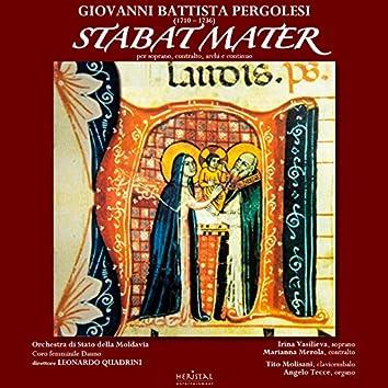 Stabat Mater (Per soprano, contralto, archi e continuo)