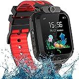 Reloj inteligente para niños, resistente al agua, LBS para...